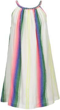 Jessica Simpson Little Girls 4-6X Rainne Multi Dress