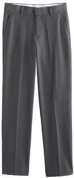 Chaps Husky Boys 4-20 Basic Pants