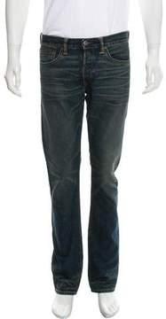 Simon Miller Five Pocket Slim Jeans