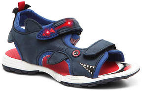 Carter's Boys Jaws Toddler & Youth Light-Up Sandal