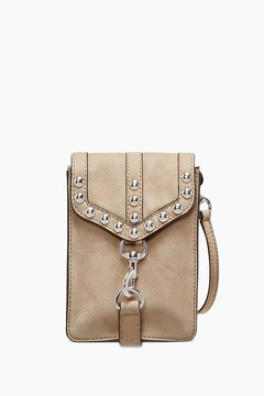 Rebecca Minkoff Rose Phone Crossbody - RED - STYLE