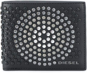 Diesel studded wallet