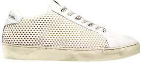 Leather Crown Sneakers Sneakers Women