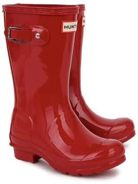 Hunter Red Original Gloss Wellington Boots