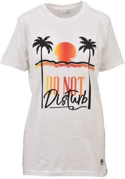 Chiara Ferragni Do Not Disturb T-shirt