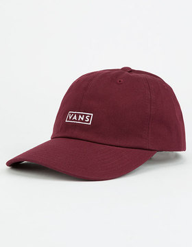 Vans Curved Bill Jockey Dad Hat