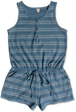 Roxy Summer Awakening Romper, Big Girls