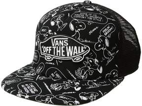 Vans Classic Patch Trucker Plus X Peanuts Collaboration Caps