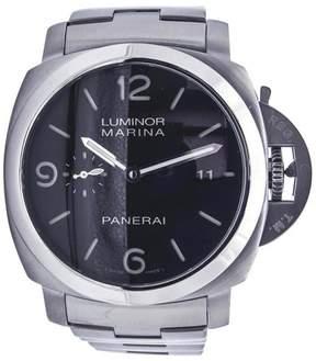Panerai Luminor 1950 PAM 328 Stainless Steel Automatic Bracelet 44.5mm Mens Watch