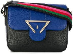 Sara Battaglia colour block bag