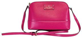Kate Spade Hot Pink Structured Purse - PINK - STYLE