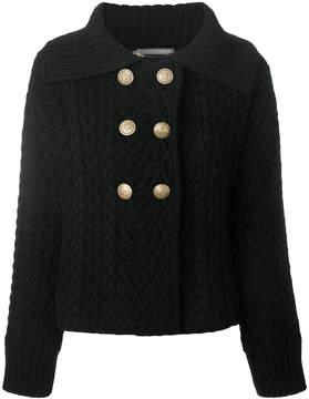 Alberta Ferretti double breasted jacket
