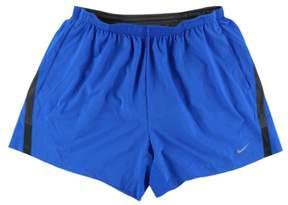 Nike Mens Running Shorts Blue XL