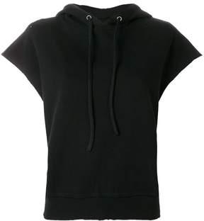 RtA hooded shortsleeved hoodie