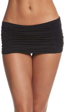 Coco Rave Solid Lux Rollover Swim Skirt 8153888