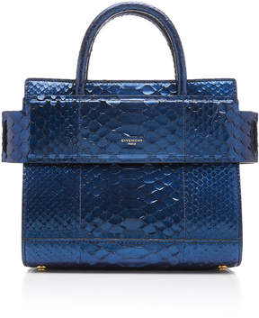 Givenchy Mini Horizon Python Bag