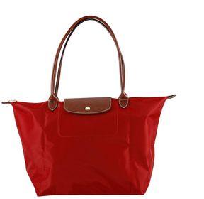 Longchamp Shoulder Bag Shoulder Bag Women - RED - STYLE