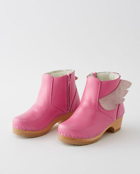 Hanna Andersson Lambswool Lined Clog Boots By Hanna