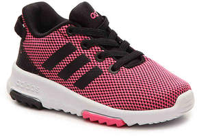 adidas Girls Neo Racer Toddler Sneaker