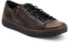 John Varvatos Men's Barrett Creeper Pebbled Leather Sneakers