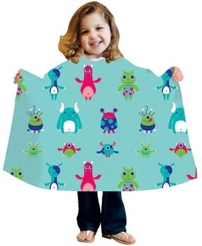 Betty Dain Kiddie Shampoo Vinyl Cape