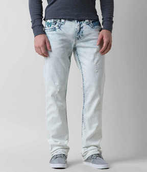 Rock Revival Earny Straight Stretch Jean