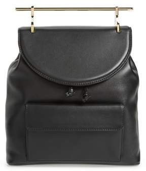 M2Malletier Calfskin Leather Backpack