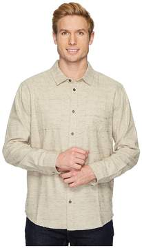 Prana Trey Long Sleeve Flannel Men's Long Sleeve Button Up
