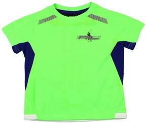 Polo Ralph Lauren Big Boys' (8-20) Athletic Crew Neck-Neon Green-Medium