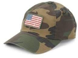 American Needle USA Badger Camouflage Baseball Cap