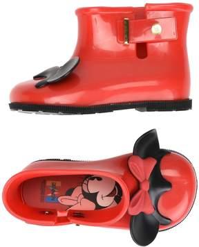 Mini Melissa Ankle boots