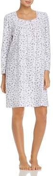 Eileen West Long Sleeve Short Nightgown