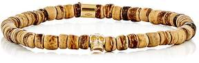 Emanuele Bicocchi Men's Beaded Bracelet