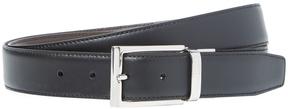 Z Zegna Men's Five Notch Belt