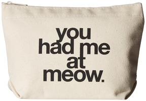 Dogeared - You Had Me At Meow Tote Tote Handbags