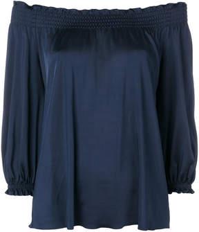 Blumarine off-shoulder blouse