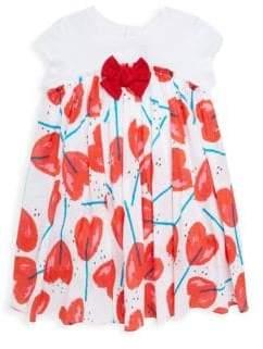 Catimini Toddler's& Little Girl's Tulip Dress