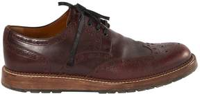 Louis Vuitton Leather Derbies
