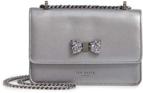 Ted Baker Lotiiee Bow Convertible Leather Bag