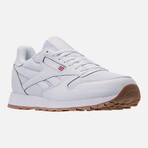 Reebok Men's Classic Leather ESTL Casual Shoes