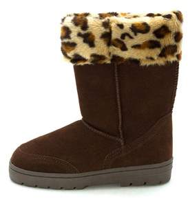 Style&Co. Style & Co. Womens Witty Leather Closed Toe Mid-calf Cold Weather Boots.