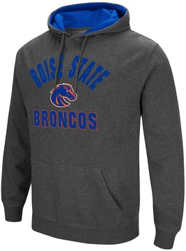 Colosseum Men's Campus Heritage Boise State Broncos Pullover Hoodie