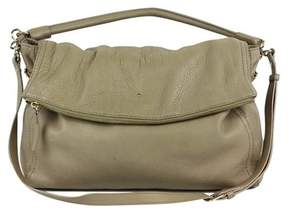 Kate Spade Beige Leather Convertible Satchel Bag - BEIGE - STYLE