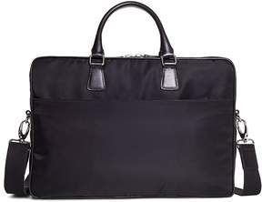 Brooks Brothers Nylon Slim Briefcase