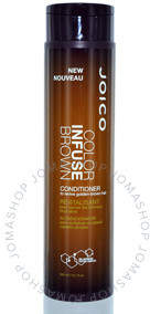 Joico Color Infuse Brown by Conditioner To Revive Golden-brown Hair 10.1 Oz