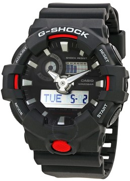 Casio G-Shock Black Dial Men's Multifunction Digital Watch