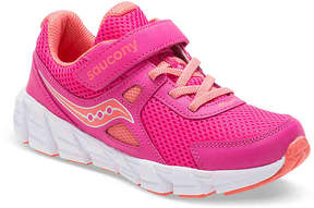 Saucony Girls Vortex AC Toddler & Youth Sneaker