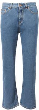 Fiorucci Yves Slim Crop Jeans
