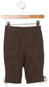 Bonpoint Boys' Plaid Pants