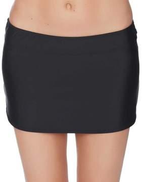Athena Solids A Line Skirt